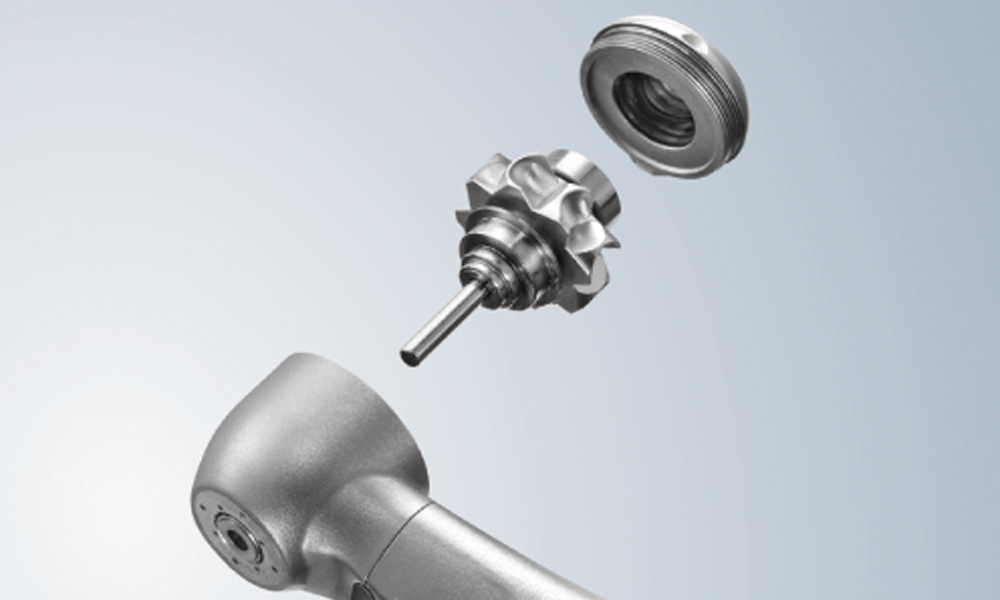 How to replace high-speed turbine (on Kavo 6000, 6500, & Sirona T2 & T3 handpieces)
